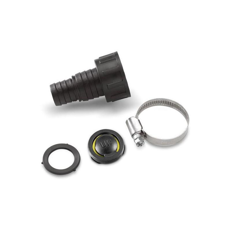 Adapter für Schlauchanschluss für Schmutzwassertauchpumpe SP5 Dirt